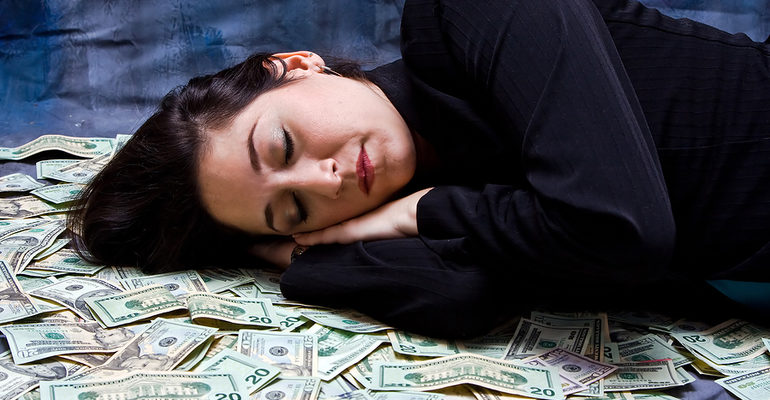 К чему снятся деньги сонник