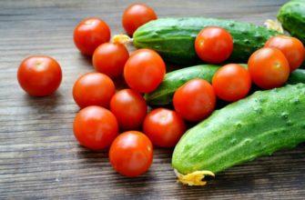К чему снятся огурцы и помидоры