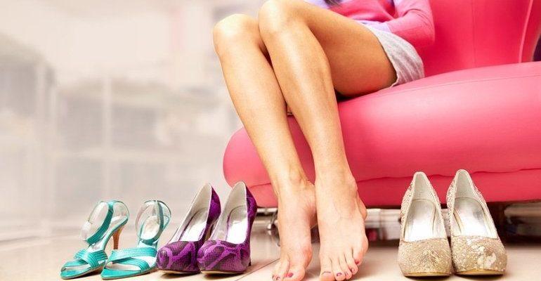 Мерить туфли во сне женщине