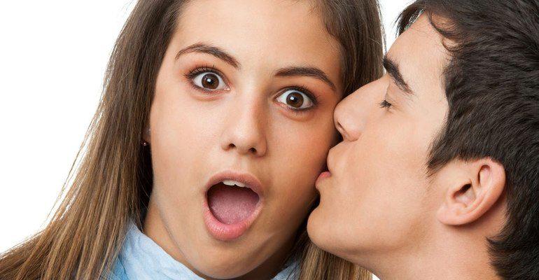сонник целовать мужчину в щеку
