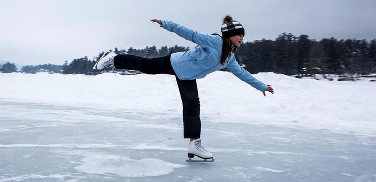 Сонник кататься на коньках по льду к чему снится