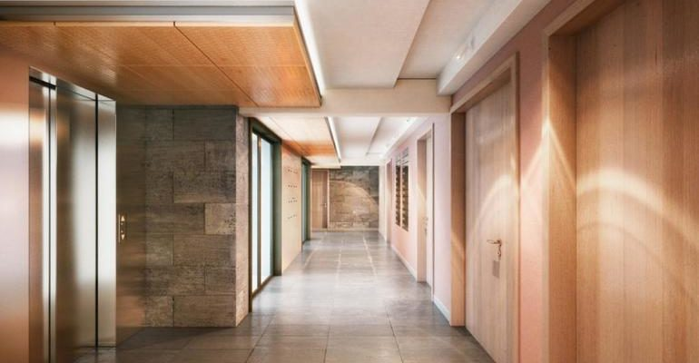 Сонник коридоры