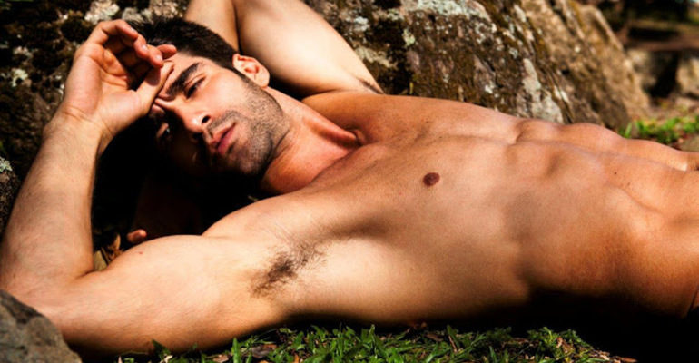 Сонник муж голый