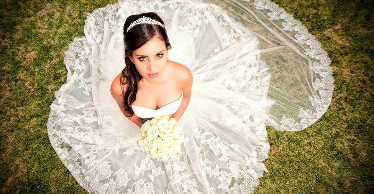 Сонник невесты в свадебных платьях