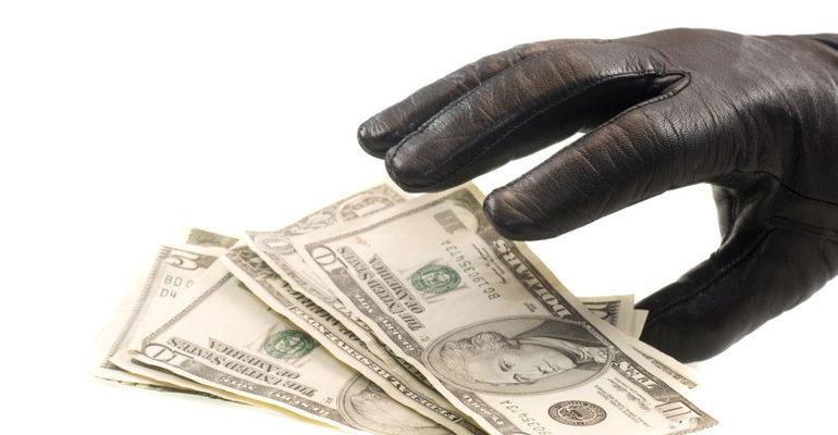 Сонник украли деньги