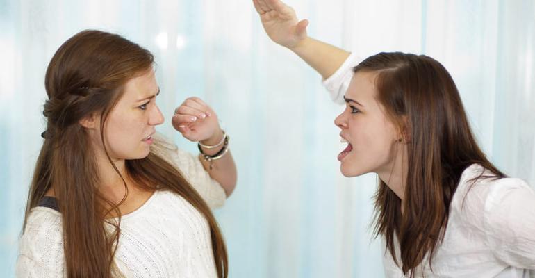 К чему снится ссора с сестрой