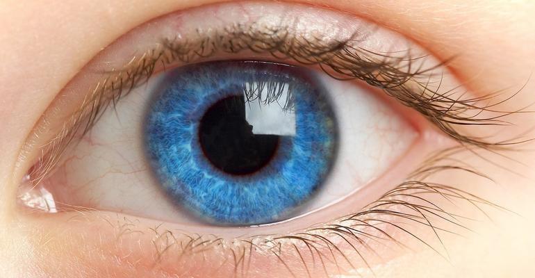Сонник голубые глаза к чему снится