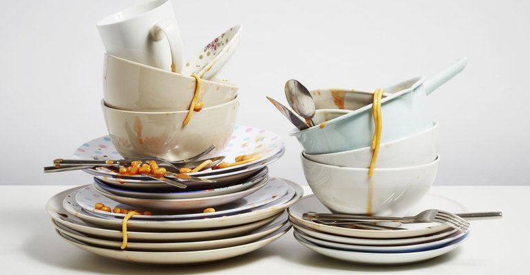 Сонник грязная посуда к чему снится
