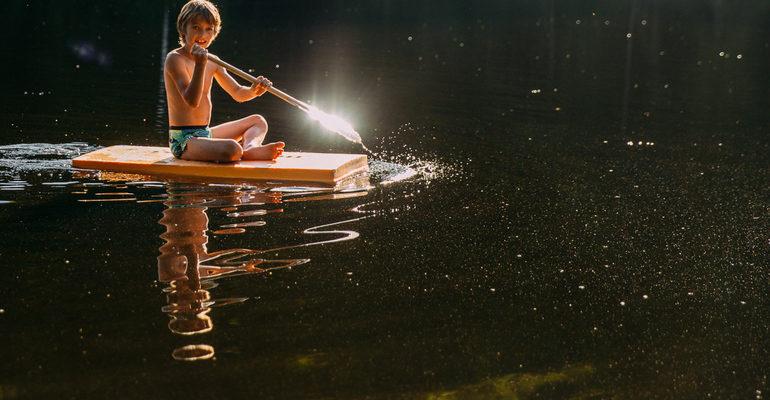 Сонник плот на воде к чему снится